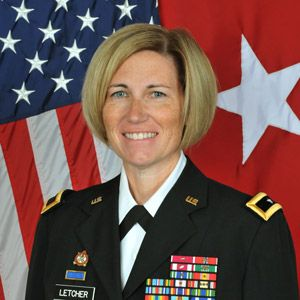 BG Letcher - Chief of Staff, Army Futures Command