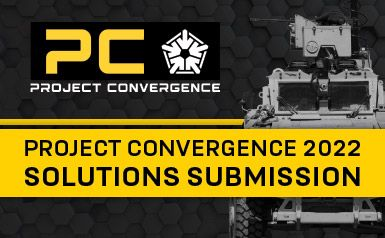 Project Convergence 2022 - Solutions Submission