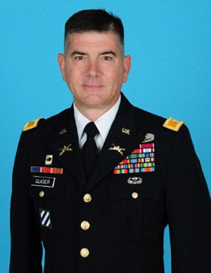 COL (P) William Glaser - Director, Synthetic Training Environment